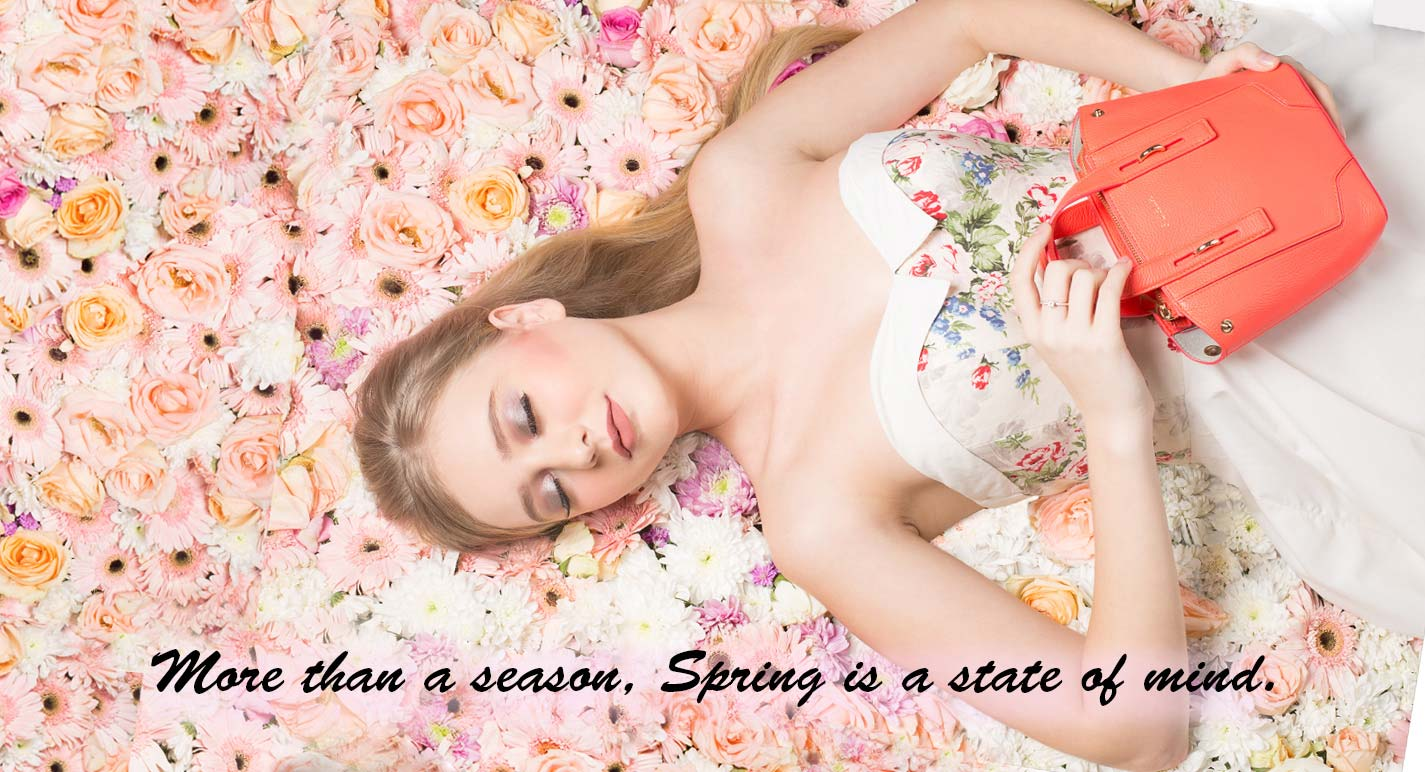 Spring is a state of mind
